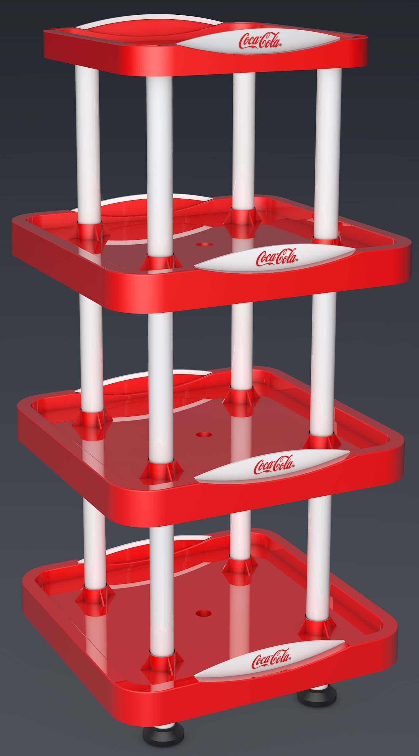 Plastic Injection Racks